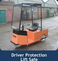 Driver Protection Lift Safe